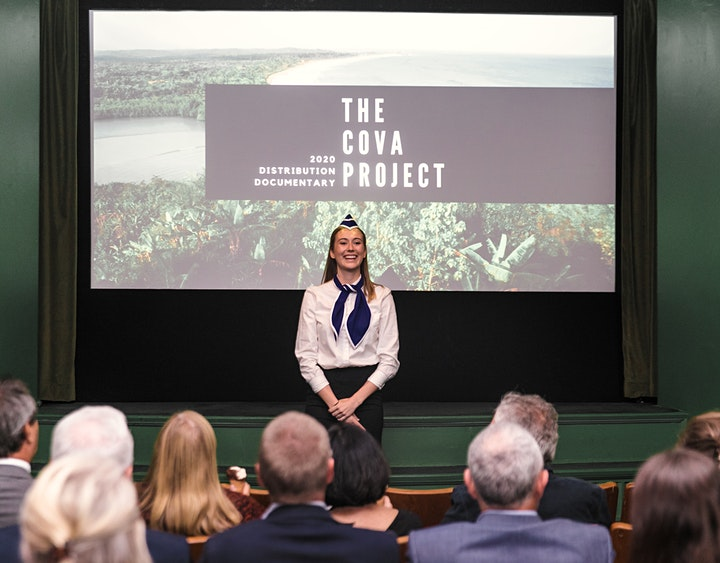 The Cova Project Documentary Screening image