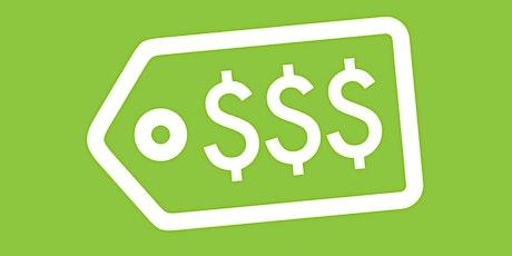 Design Pricing 2022 Webinar tickets