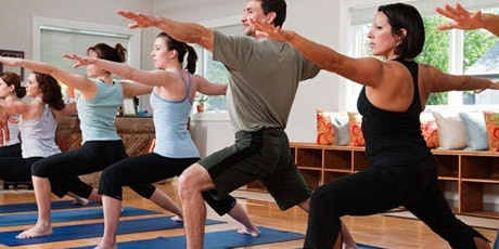 Free Adult Yoga & Meditation Class tickets
