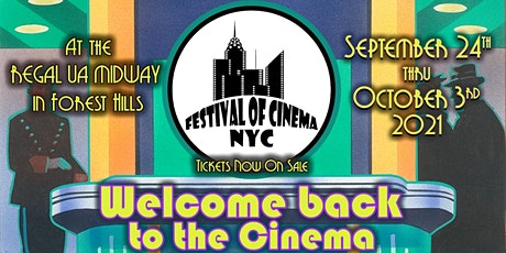 Festival of Cinema NYC -Block 3 tickets