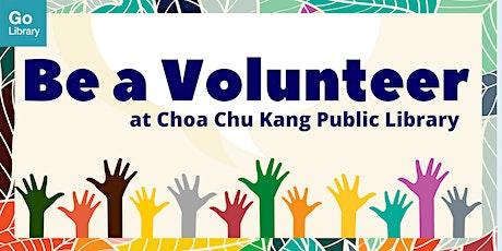 CCKPL: Volunteer Sharing Session tickets