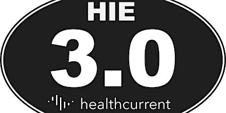 HIE 3.0 Migration Training - Sept. 30 tickets