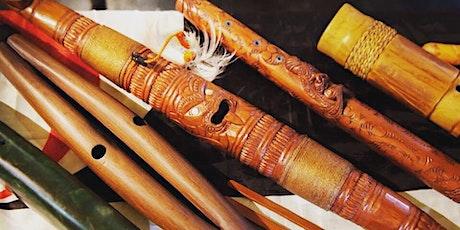 Taonga Puoro: Traditional Māori Music + Sound Healing tickets