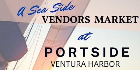 Vendors Market at Portside Harbor tickets