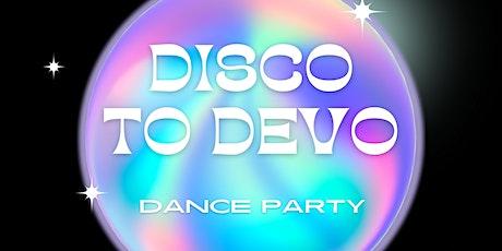 WML Women's Club Disco to Devo Dance Party! tickets