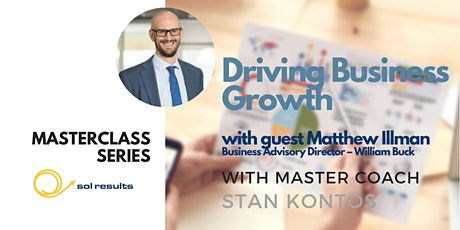 Masterclass Series | Driving Business Growth tickets