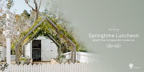 Meelup Farmhouse Springtime Luncheon Experience tickets