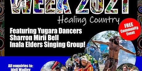NAIDOC Week 2021 - Healing of Country tickets