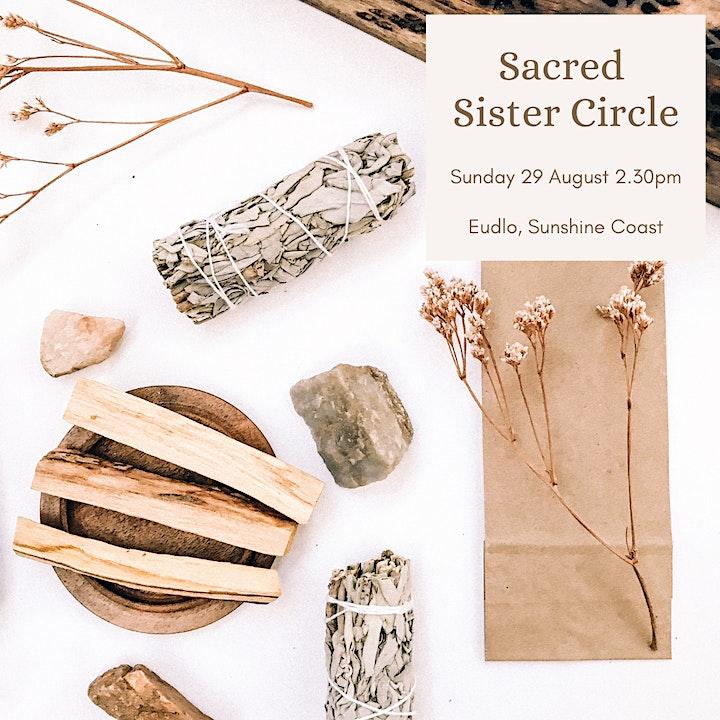 Sacred Sister Circle - Women's Circle image