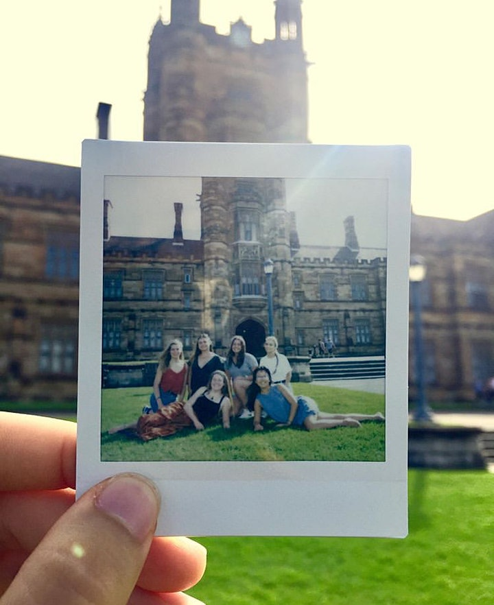 Study Abroad at the University of Sydney - Info Session image
