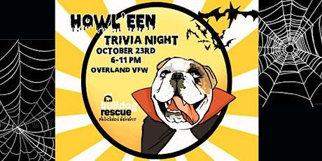 Howl'een Trivia Night tickets