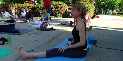 Gentle Yoga Happy Hour Drop-In Class