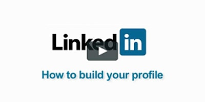 How to Build Your Network and Profile on LinkedIn webinar