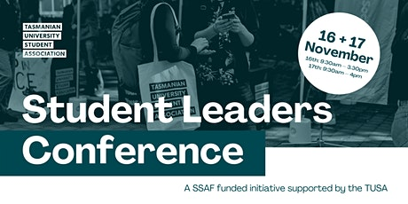 Student Leaders  Conference tickets