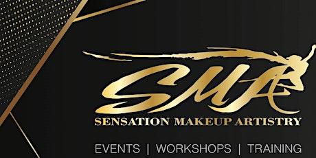 Sensation Makeup Artistry Basics To Beauty Workshop tickets