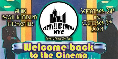 Festival of Cinema NYC -Block 15 tickets