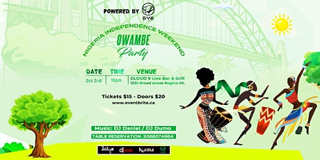 Nigerian Independence Weekend:OWAMBE PARTY tickets