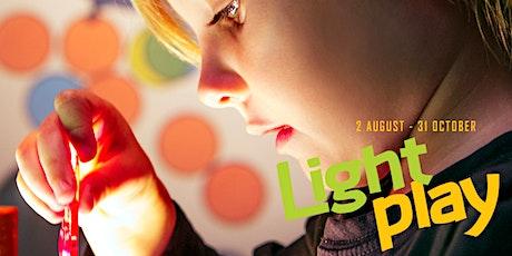 Light Play for Kids - 5 October - 31 October tickets