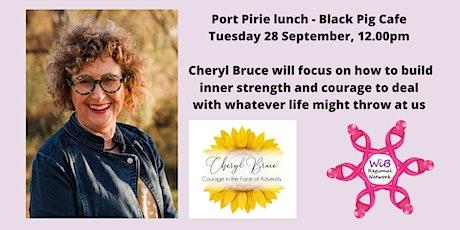 Port Pirie lunch - Women in Business Regional Network - Tue 28/9/2021 tickets