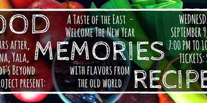 A Taste of The East - Welcome the New Year with...