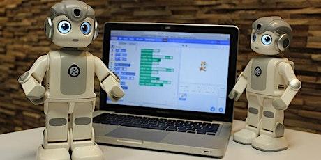 23/10 10u. - Robots tickets