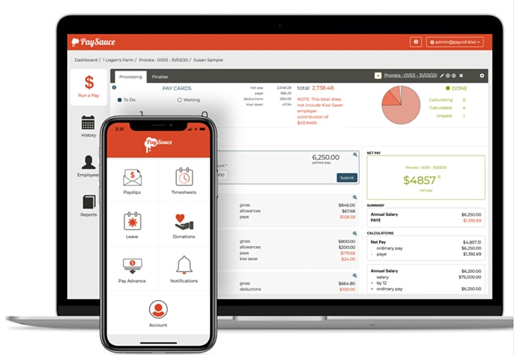 Intro to PaySauce for Business Owners image