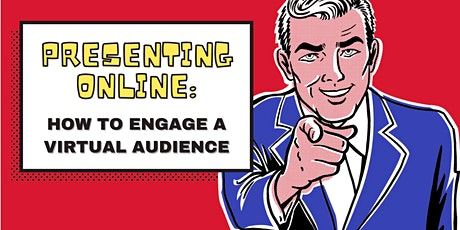 Presenting Online: How to Engage a Virtual Audience - Espresso Edition tickets