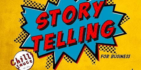 Story Telling for Business Masterclass - Espresso Edition (October) tickets