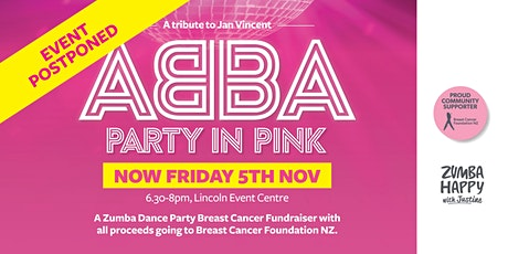 ABBA Party in Pink tickets