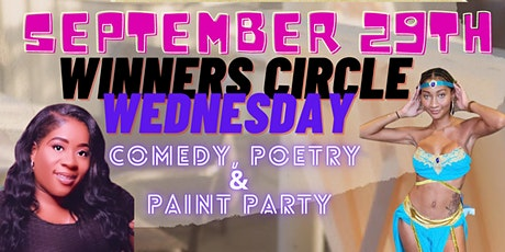 Kiss The Mic Winners Circle Wednesday tickets