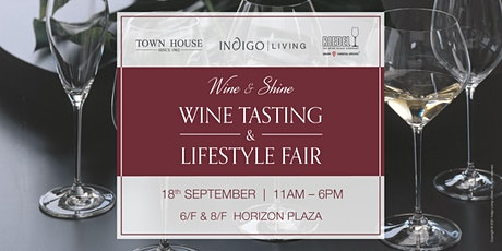 Wine & Shine -  2 Floors of  Amazing Wines, Delicious Food, Great Deals. tickets