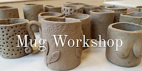 Make a Mug | Pottery Workshop w/ Siriporn Falcon-Grey tickets
