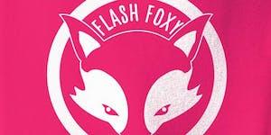 Flash Foxy X Brooklyn Boulders