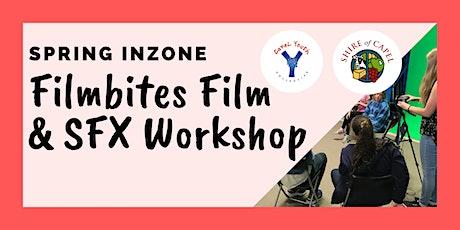 Inzone- Filmbites Film Workshop tickets