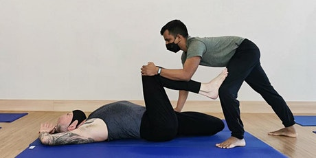 Asana Alignment and Hands-on Adjustments - Workshop by Master Raja tickets