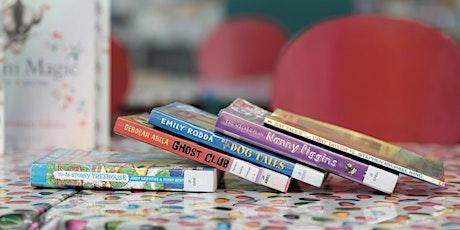 School Holiday Program: Bookblasts! tickets