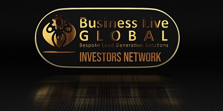 Business Live Global Investors Network (Virtual) tickets