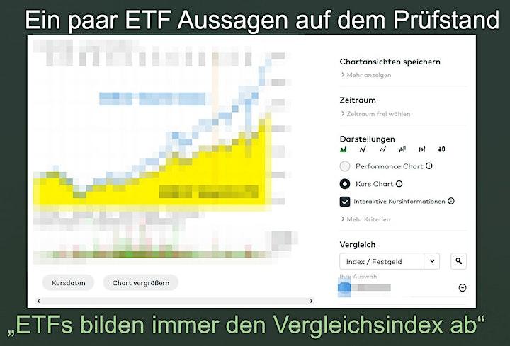 Nachhaltige Geldanlagen - ETFs, Aktive Fonds & die Nachhaltigkeit: Bild