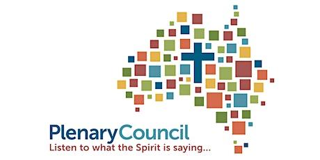 Plenary Council lead-up Conversations tickets