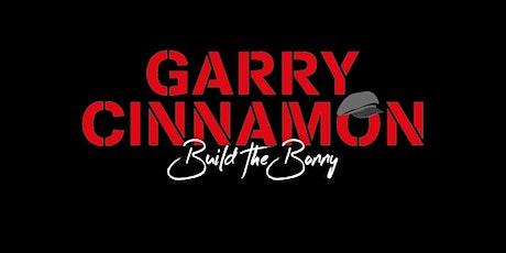 GARRY CINNAMON - The UK's No1 Gerry Cinnamon Experience tickets