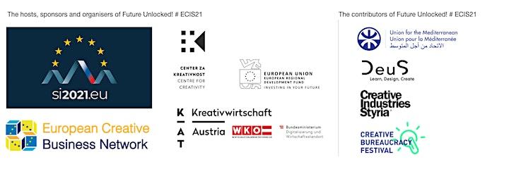 Registration for Future Unlocked! #ECIS21 - ONLINE CONFERENCE: Bild