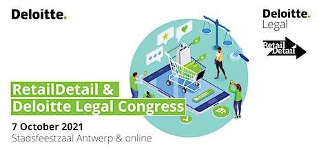 RetailDetail & Deloitte Tax and Legal Congress 2021 billets