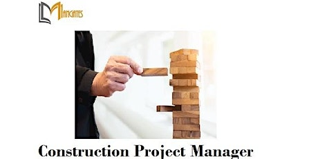 Construction Project Manager 2 Days Virtual Live Training in Sheffield tickets