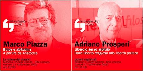ff21 | PIAZZA - PROSPERI | Modena, Piazza Grande biglietti