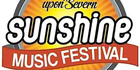 The Sunshine Festival tickets