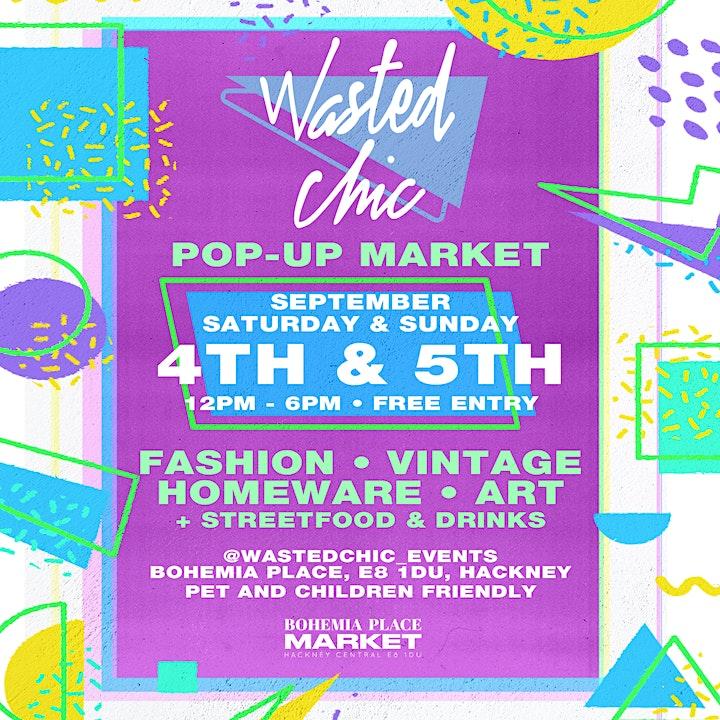 Wasted Chic Fashion & Creatives Market image