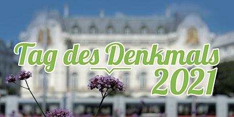 Tag des Denkmals 2021 - Französiche Botschaft in Österreich Tickets