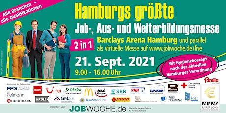 28. Job-, Aus- und Weiterbildungsmesse Tickets