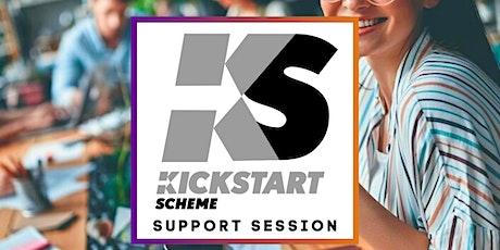 Kickstart Support Session tickets