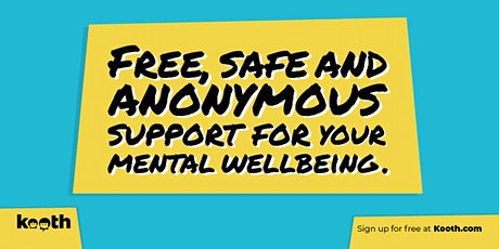 Discover Kooth and Qwell (Bolton) - Free Digital Mental Health Support tickets